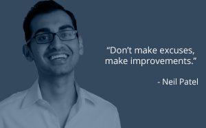 Neil Patel Quote