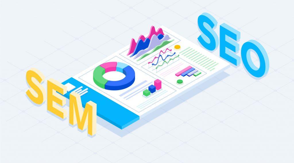 Search Engine Marketing (SEM) and Search Engine Optimization (SEO)