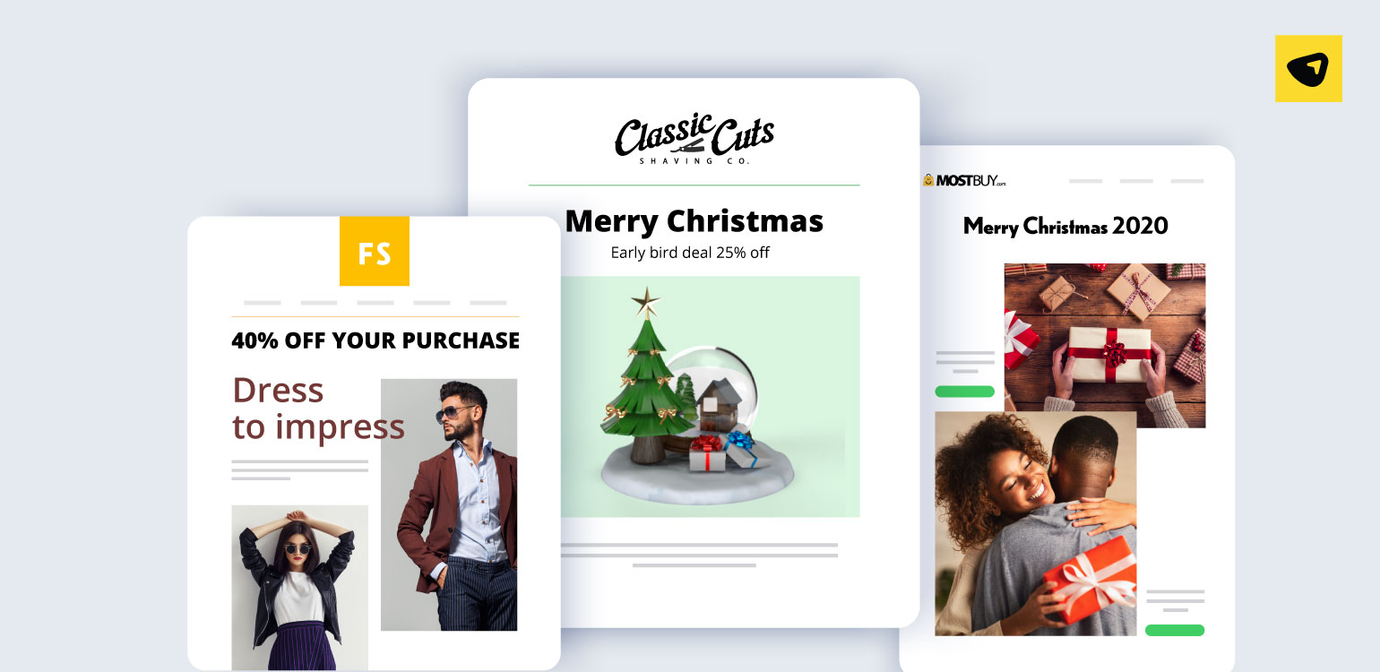 The 10 Commandments of Holiday Email Marketing (That Work Wonders to Boost Sales)