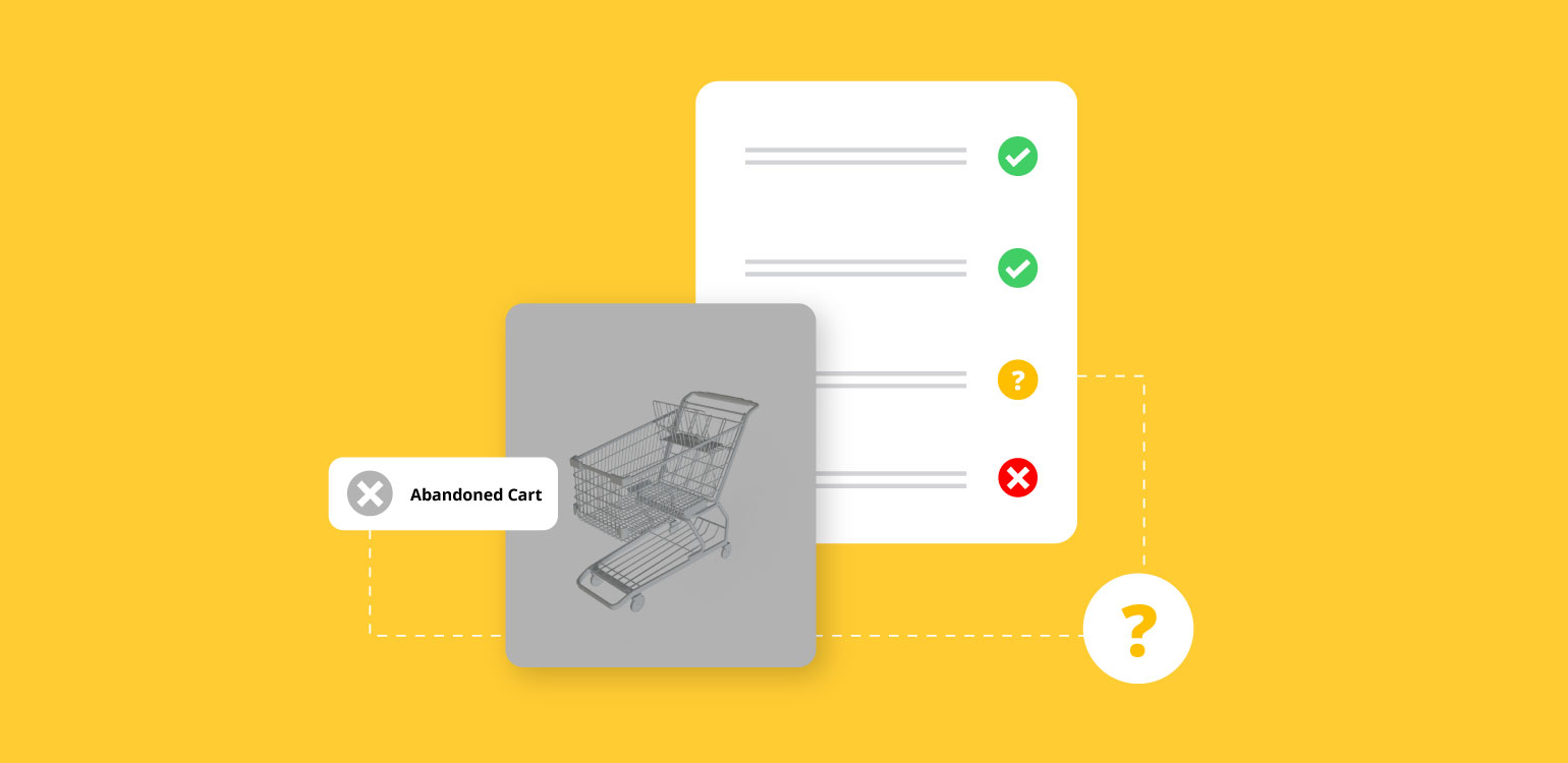 Shopping cart abandonment: Is your online store leaving money on the table?