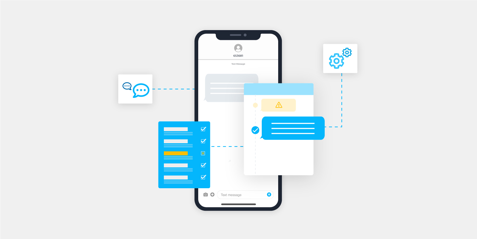Maintaining SMS Compliance with Transactional SMS