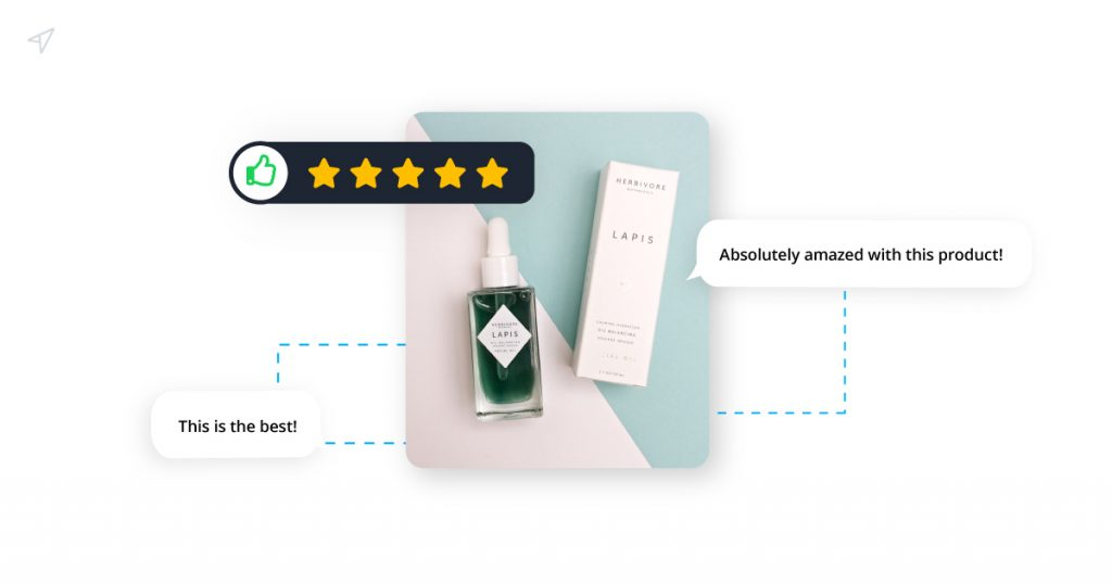Collect Customer Reviews and Nudge Referrals