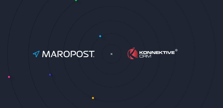 Konnektive and Maropost