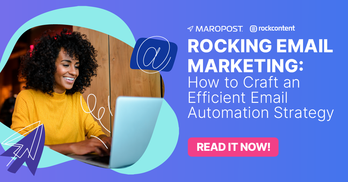 Maropost Partners with Rock Content to Create the Ultimate Guide to Email Marketing