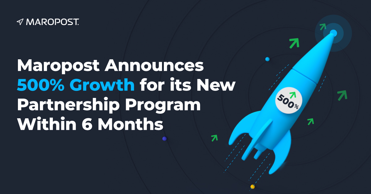 Maropost Announces 500% Growth for its New Partnership Program Within 6 Months