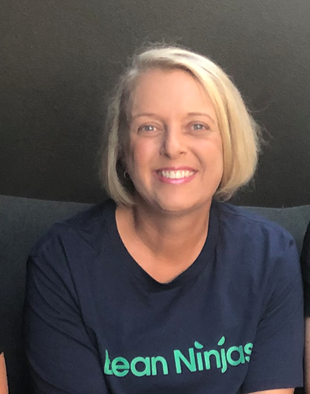 Tracey Newman, co-founder of Crossbeam