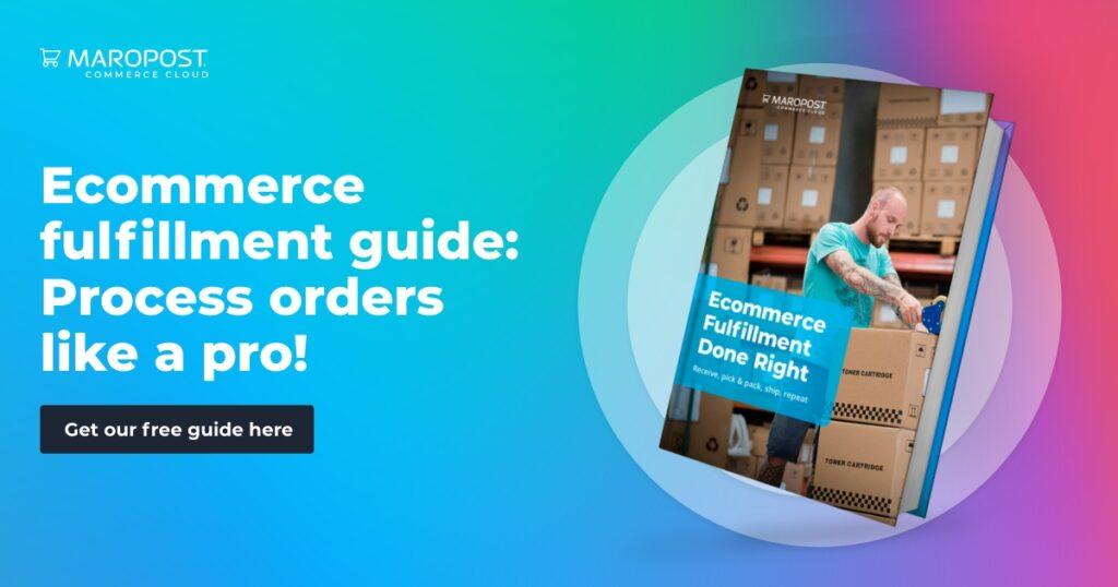 Order Fulfillment Guide PR